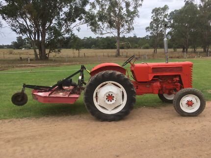 Fiat 615 tractor and slasher farming equipment gumtree australia tractor with slasher recondition engine free deliver watch video fandeluxe Gallery