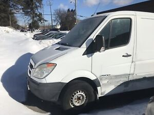 Sprinter parts out !!!
