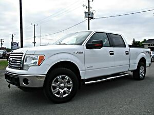 Ford F-150 2012 Cab SuperCrew 4RM 145 po XLT ** Nouvel Arrivage