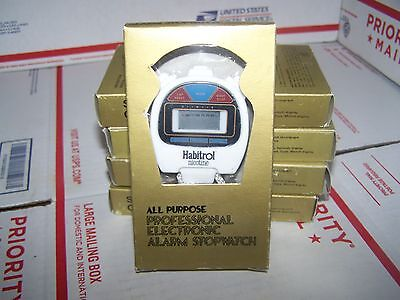 Lot 5pcs NEW Handheld  ALL PURPOSE  PROFESSIONAL ELECTRONIC ALARM STOPWATCH