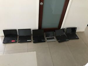 Bunch of laptops 6 in total Currimundi Caloundra Area Preview
