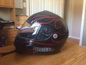 HD women's bike helmet