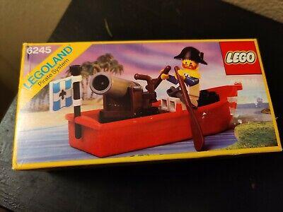 Lego 6245 Pirates Harbor Sentry Complete Set Vintage 90's New Unopened Box