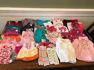 Girls 18-24 Month Clothing Lot!