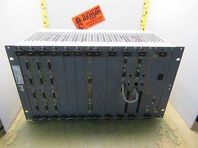 Gn Nettest Mpa 8100 Multichannel Analyzer Mainframe Pci Cpu Link Units 3l-58.5