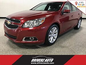 2013 Chevrolet Malibu 2LT LEATHER, BLUETOOTH, SUNROOF