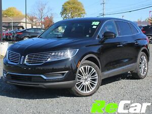 2016 Lincoln MKX Reserve AWD | HEATED/COOLED LEATHER LEATHER...