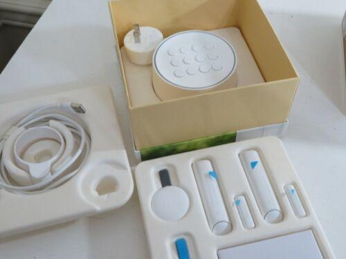 Google Nest Secure Alarm System Starter Pack - Brand New -2 Nest Detect Sensors