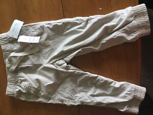 Old Navy 2T khaki with ankle cuff