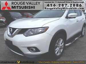 2014 Nissan Rogue SV (VERY LOW KM'S, NO ACCIDENTS!)
