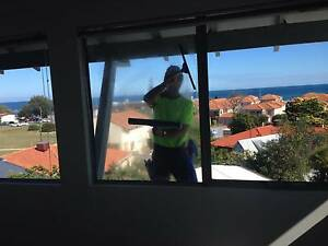 window cleaner available Perth Region Preview