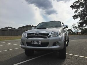2015 Toyota Hilux Ute Somerville Mornington Peninsula Preview