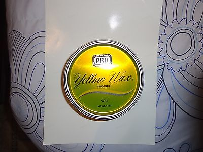 Yellow Paste (Best Selling Carnauba Paste Yellow Wax In The Auto Industry, Professional Grade! )