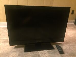 "32"" Emerson TV with remote $125"