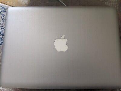 Apple MacBook Pro 13 in. 2.4GHz Dual Core 4GB RAM 250GB HDD Mid 2010 - Silver