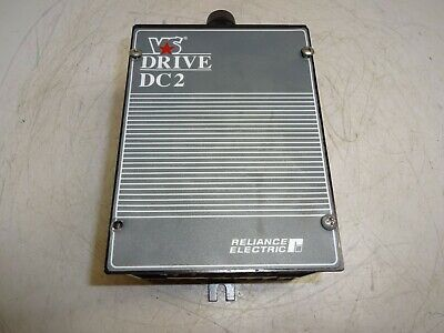 Reliance Electric Dc2-42uf Vs Drive Motor Controller