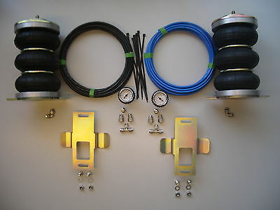 Luftfederung Zusatzluftfederung Luftfeder für alle Wohnmobile Reisemobile