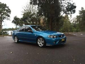 2008 FORD FALCON BF XR6T TURBO AUTO Lansvale Liverpool Area Preview