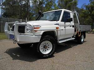 2010 Toyota LandCruiser workmate Ute Bellbowrie Brisbane North West Preview