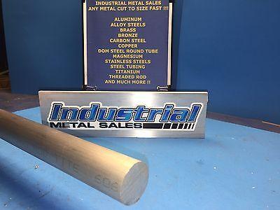 78 Dia X 12-long 6061 T6511 Aluminum Round Bar--.875 Dia 6061 T6511 Rod