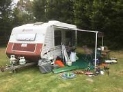 Majestic Grande Tourer Caravan - comes with lots of extras! Mount Eliza Mornington Peninsula Preview