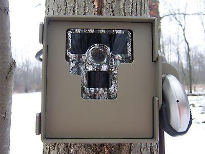 2014 Moultrie M-880  M-550   M880   M880C  M990I M-990i Heavy Duty Security Box
