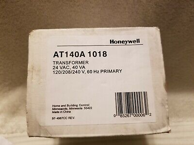 Foot Mounted Transformer (HONEYWELL AT140A1018 FOOT MOUNTED 120/208/240 VAC TRANSFORMER OEM)