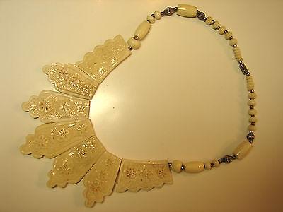 Old, Beautiful Blüten-collier, Chain, Leg or Horn