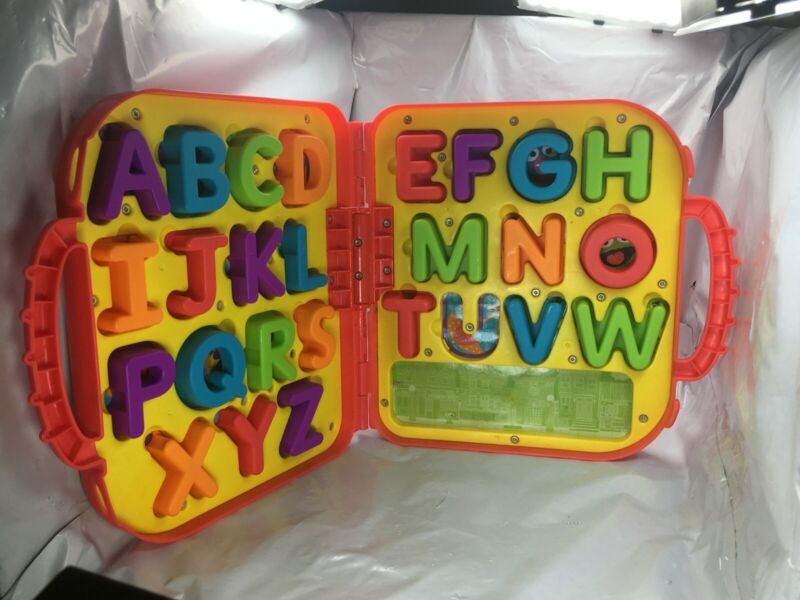 Sesame Street Elmo/'s On the Go Letters