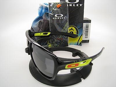 Oakley Sunglasses Dispatch II Fathom Polished Black w/Black Iridium  OO9150-17