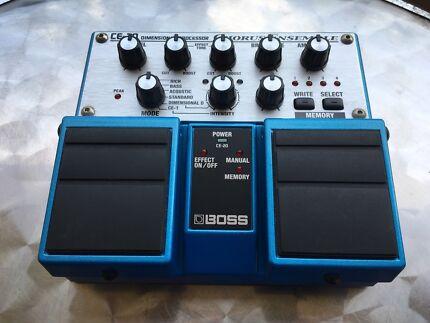 BOSS  CE-20 Chorus Ensemble (Programmable for Rack or Train)