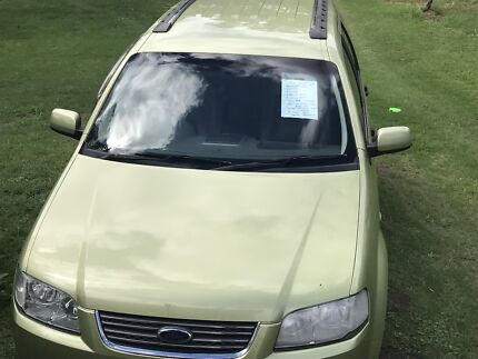 2005 model ford territory automatic for sale