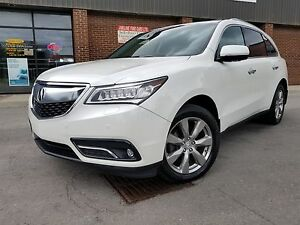 2016 Acura MDX ELITE PKG  NAVIGATION WITH BACK UP CAMERA!!!