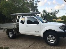 2010 Nissan Navara Ute East Launceston Launceston Area Preview