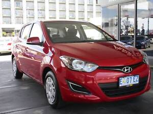Versatile Hatchback - 2015 Hyundai i20 Hobart CBD Hobart City Preview