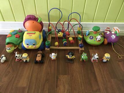 Vehicle and Road Bath Toy Set | Toys - Indoor | Gumtree Australia ...