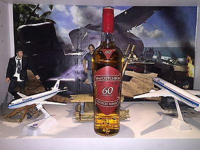 MacCutcheon whisky ( Prop LOST TV show )
