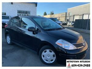 2008 Nissan Versa 1.8S; Local BC vehicle! Fully inspected!