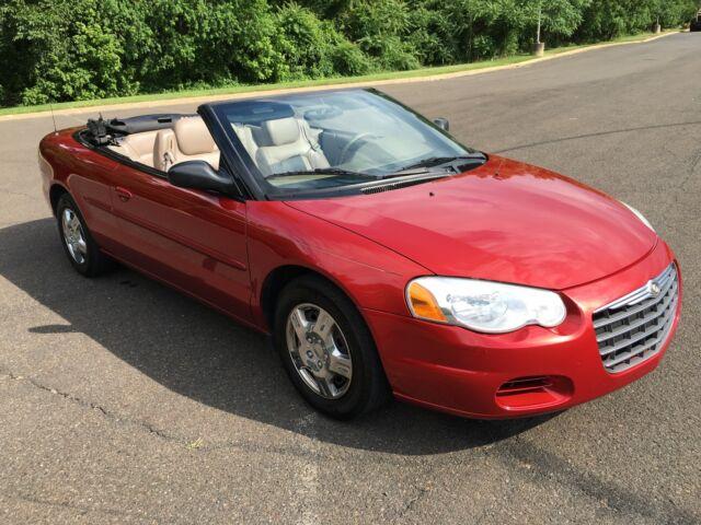 Imagen 1 de Chrysler Sebring red