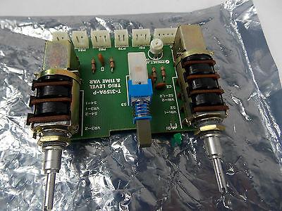 Leader Lbo-516 Oscilloscope T-3159a-p Trig Level Time Var Crt. Board Set Assy.