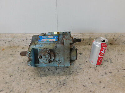 Denison Variable Displacement Piston Pump Hydraulic Pv10-2r1b-c