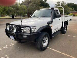 2006 Nissan Patrol DX (4x4) Bentley Canning Area Preview