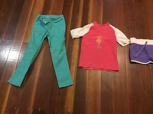 Mix of summer and winter girls clothes Crohamhurst Caloundra Area Preview