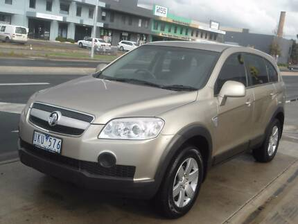 2006 Holden Captiva Wagon