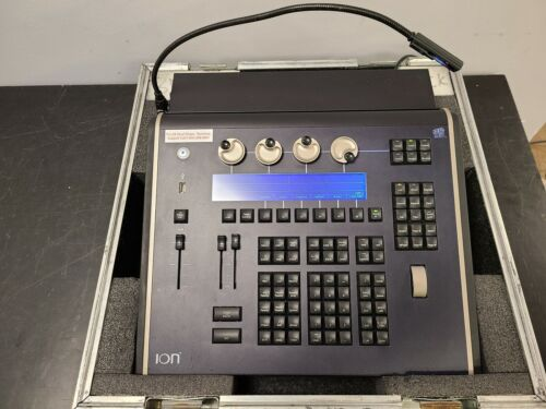 ETC ION 6,144 Ch Console with case