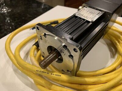 Parker Brushless Servo Motor N0343fe-nmsb For Mach 3 Cnc Etc