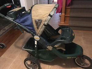 JEEP jogger stroller