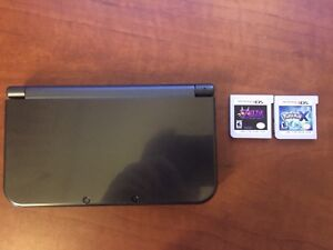 NEW 3DS XL FOR SALE WITH GAMES