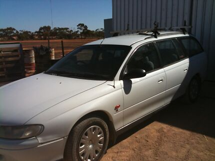 Holden Commodore Station Wagon For Sale - Not Running