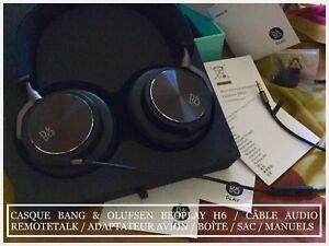 VENTE B&O BEOPLAY H6/FOR SALE — ÉCHANGE B&O BEOPLAY H6/TO TRADE!